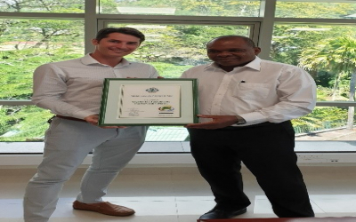 Maia Resort & Spa becomes SSTL certified